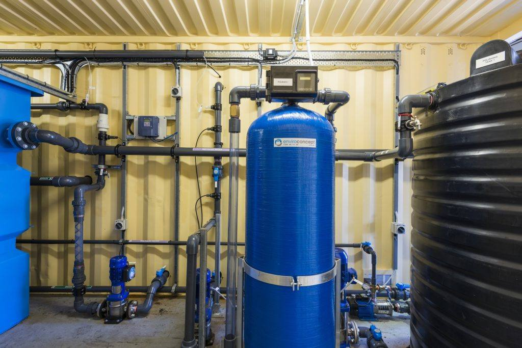Wastewater Treatment Enviro Concepts Waste Water